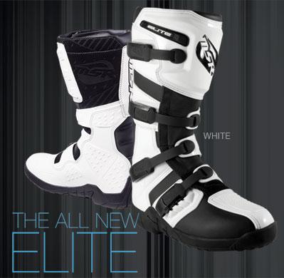【MSR】Elite車靴 - 「Webike-摩托百貨」