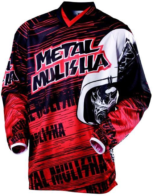 Metal Mulisha 越野車衣 Meimeddo