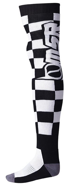 Checker 摩托車襪