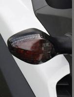 原廠型式燻黑方向燈殼