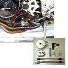 【N PROJECT】機油濾芯改裝套件 GPZ900R