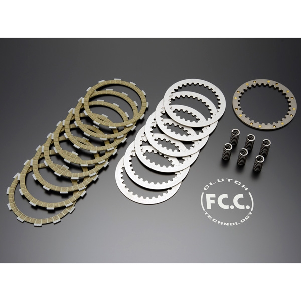 Traction control clutch kit