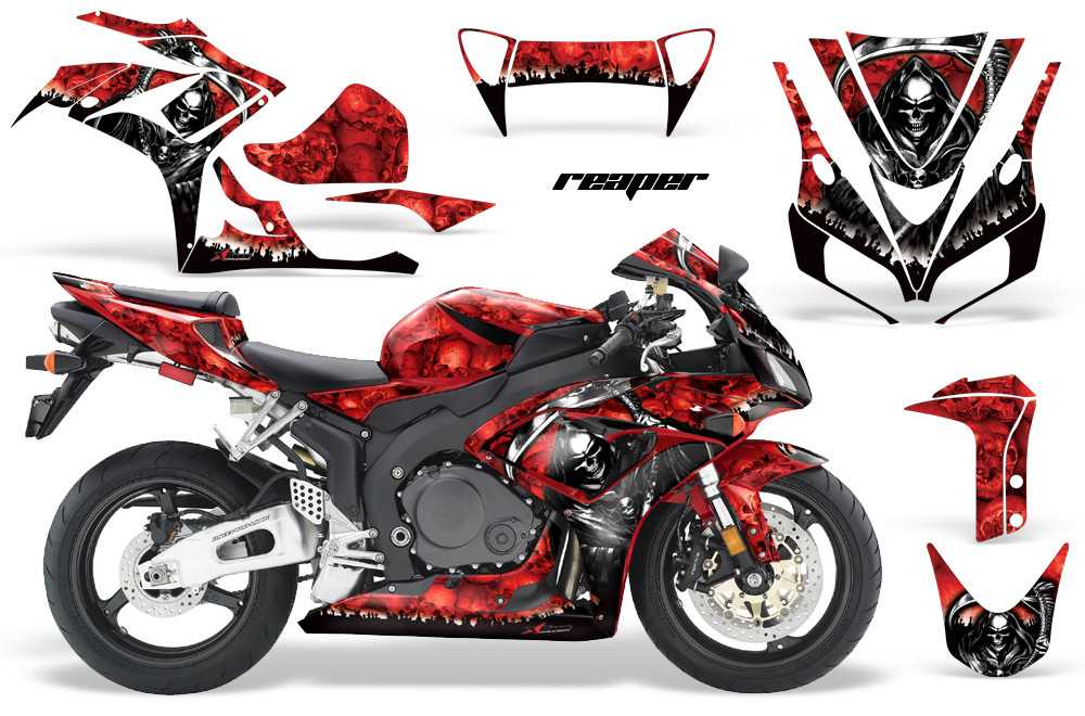 Amr Amr Graphic Decal Sports Type Motorbike Kit Amr