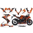 【AMR】AMR 圖案貼紙(Sports Bike套件)