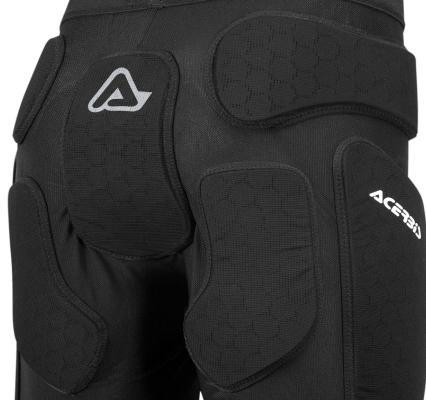 【ACERBIS】Soft Type 防護內穿短褲 - 「Webike-摩托百貨」
