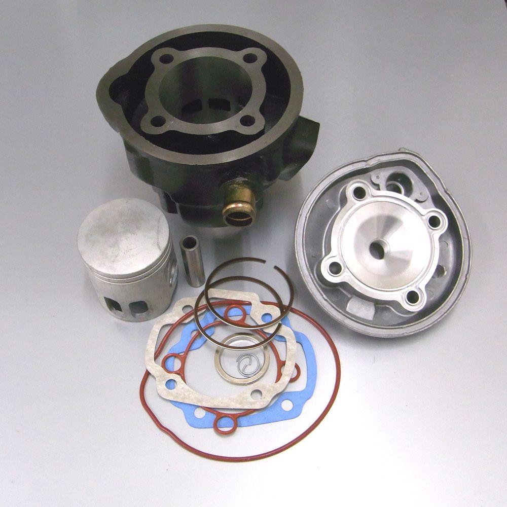 汽缸套件 (Φ54/96cc 附水冷専用汽缸頭)