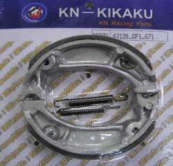 KN Planning HONDA Series Brake Shoe (Standard Type)