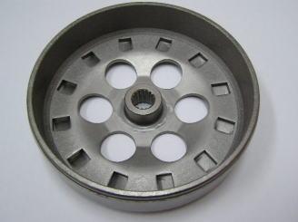 離合器蓋(碗公)  (採用散熱片設計)