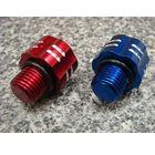 【KN企劃】齒輪油加注口蓋 Type 2 (藍色陽極處理)