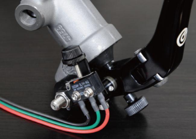 【KOHKEN】Brembo直推式主缸用 機械式開關套件 - 「Webike-摩托百貨」