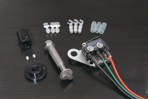 Brembo直推式主缸用 機械式開關套件