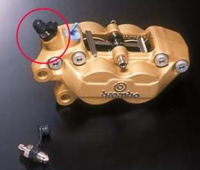 不銹鋼放油螺絲 (brembo用)