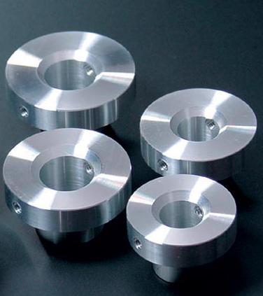 通用型鋁合金排氣管消音尾蓋  内徑53Φ用(尾蓋外徑52.5Φ)