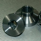 【N PROJECT】通用型鋁合金排氣管消音尾蓋  黒色陽極處理 47Φ用(外徑46.5Φ)