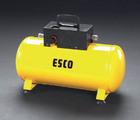 エスコ:ESCO 取扱/25L [エアーコンプレッサー用]補助タンク