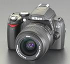 エスコ:ESCO 取扱/[610万画素] 一眼レフ  デジタルカメラ