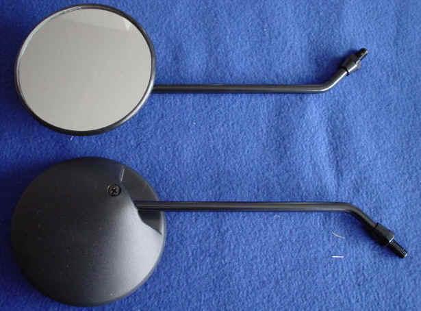 圓型後視鏡 (螺桿直徑 8mm/左右組)