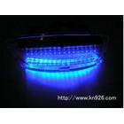 【KN企劃】LED 尾燈 (藍色)