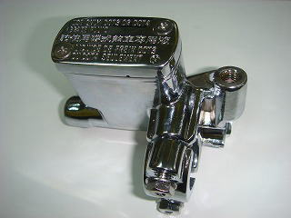 通用型 煞車主缸 (電鍍) HONDA系列