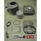 【KN企劃】STAGE6 70cc 氣冷 Center Lib 加大缸徑套件