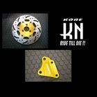 【KN企劃】200mm 加大煞車碟盤 2POT煞車卡鉗用