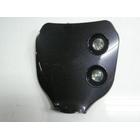 【KN企劃】MotoCross 頭燈整流罩編號整流罩 (碳纖維紋路)