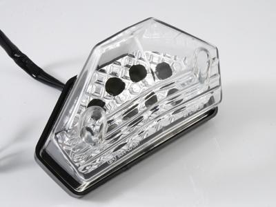 【STARTECH】通用型 LED尾燈 (透明燈殼)