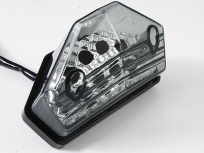 【STARTECH】通用型 LED尾燈 (燻黑燈殼)
