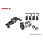 KN Planning KOSO High Cam Roller Rocker Arm Kit [In 230 degree/Ex225 degree]