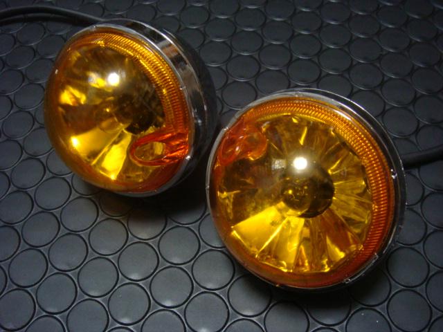 四行程 VINO【SA26J】 方向燈組 (前)