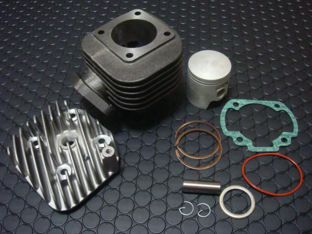 LIVE Dio系列 1Port 加大缸徑套件 (67.8cc) 缸徑47mm