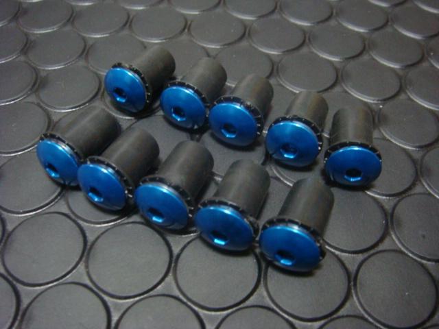 風鏡螺絲組【藍色】【KEITI】