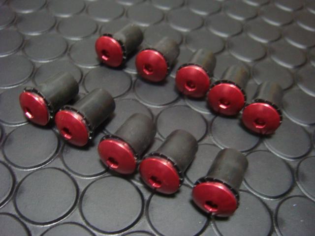 風鏡螺絲組【紅色】【KEITI】