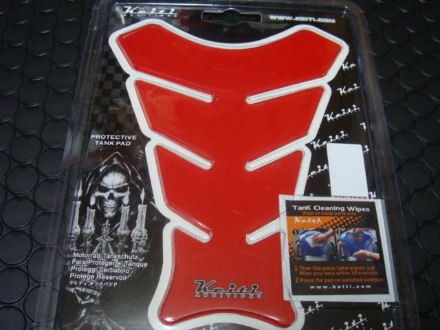 KEITI油箱貼片(紅色)