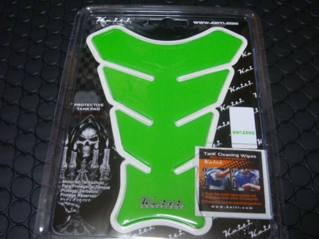 KEITI油箱貼片(綠色)