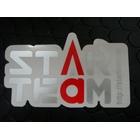 【KN企劃】STARTEAM 貼紙 65mm*110mm