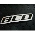 【KN企劃】BCD 貼紙 小 【20mm*90mm】
