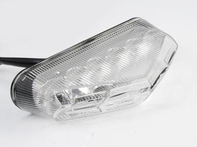 【STARTECH】通用型 LED尾燈 (透明燈殼) 【方向燈付】