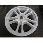 【KN企劃】ADDRESS V125鑄造前後輪框組【白色】K1-K9
