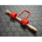 【KN企劃】Cygnus X 【SE44J】 坐墊彈簧阻尼器 【紅色】