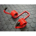 【KN企劃】BWS125 座椅彈簧阻尼器 [紅色]
