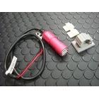 【KN企劃】車載用 USB電源供應器 【鋁合金本體/紅色】