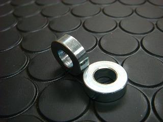 鋁合金墊圈 6mm螺絲用 【2個】
