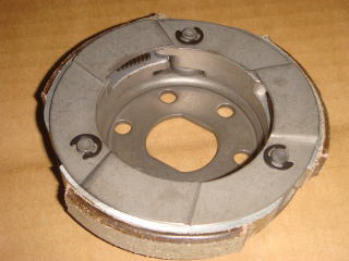 【KN企劃】強化離合器 DIO系列II  加寬離合器蹄片 【蹄片面積65mm/404g】 - 「Webike-摩托百貨」
