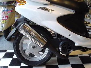 【KN企劃】G03 Power Up Sports 全段排氣管  BWS100 Grand Axis - 「Webike-摩托百貨」