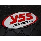 【KN企劃】YSS RACING 貼紙1