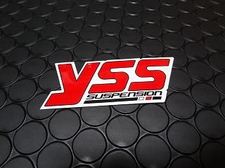 YSS RACING 貼紙2