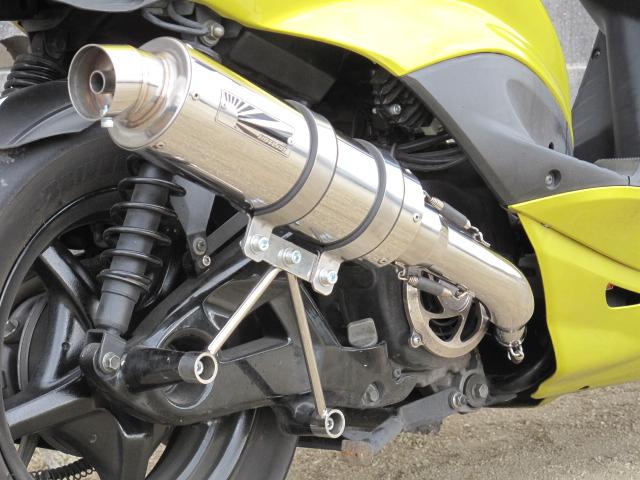 Hot Lap  Type109 不銹鋼全段排氣管  CygnusX (O2 Sensor車輛)