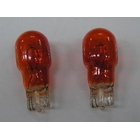 KN Planning Blinker bulb [Wedge Type: Orange luminescence [12 V 10 W / Two pieces]