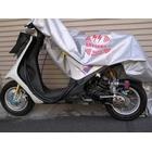 【KN企劃】摩托車罩(防盜警報装置型)